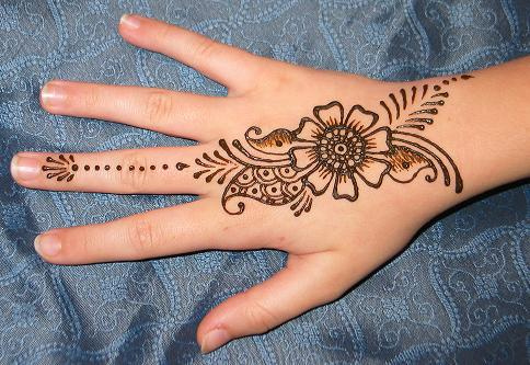 Mehndi - Henna application melbourne